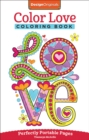 Color Love Coloring Book - Book