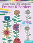 Color Your Own Stickers Frames & Borders - Book