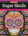 Sugar Skulls Coloring Book - Book