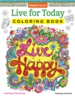 Live for Today Coloring Book - Book