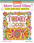 More Good Vibes Coloring Book - Book