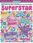 Notebook Doodles Superstar : Coloring & Activity Book - Book