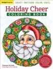 Holiday Cheer Coloring Book : Craft, Pattern, Color, Chill - Book