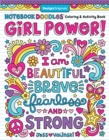 Notebook Doodle Girl Power! - Book