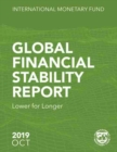 Global Financial Stability Report, October 2019 : Lower for Longer - Book