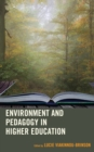 Environment and Pedagogy in Higher Education - Book