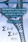 Differential Equations with Applications and Historical Notes - Book