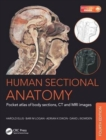Human Sectional Anatomy : Pocket atlas of body sections, CT and MRI images, Fourth edition - Book