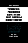 Tempature-Programmed Reduction for Solid Materials Characterization - eBook