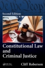 Constitutional Law and Criminal Justice - eBook