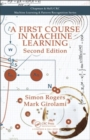 A First Course in Machine Learning - Book