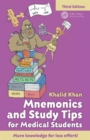Mnemonics and Study Tips for Medical Students - Book