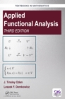 Applied Functional Analysis - eBook
