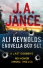 Ali Reynolds eNovella Box Set : A Last Goodbye and No Honor Among Thieves - eBook