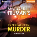 Experiment in Murder - eAudiobook