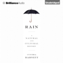 Rain : A Natural and Cultural History - eAudiobook