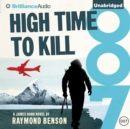 High Time to Kill - eAudiobook