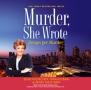 Murder, She Wrote: Design for Murder - eAudiobook