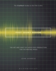 Post Sound Design : The Art and Craft of Audio Post Production for the Moving Image - Book