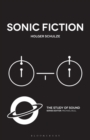 Sonic Fiction - Book