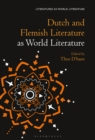 Dutch and Flemish Literature as World Literature - eBook