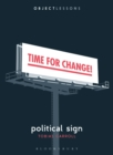Political Sign - Book