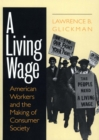 A Living Wage : American Workers and the Making of Consumer Society - eBook