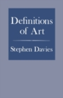 Definitions of Art - eBook