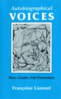 Autobiographical Voices : Race, Gender, Self-Portraiture - eBook