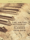 The United Methodist Music & Worship Planner 2018-2019 NRSV Edition - eBook
