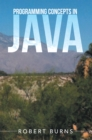Programming Concepts in Java - eBook