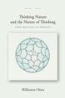 Thinking Nature and the Nature of Thinking : From Eriugena to Emerson - Book