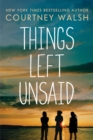 Things Left Unsaid - Book