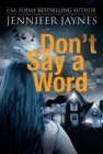 Don't Say a Word - Book
