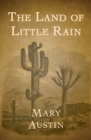 The Land of Little Rain - eBook