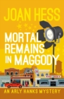Mortal Remains in Maggody - eBook