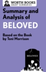 Summary and Analysis of Beloved : Based on the Book by Toni Morrison - eBook