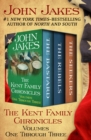 The Kent Family Chronicles Volumes One Through Three : The Bastard, The Rebels, and The Seekers - eBook