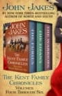 The Kent Family Chronicles Volumes Four Through Six : The Furies, The Titans, and The Warriors - eBook