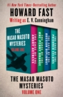 The Masao Masuto Mysteries Volume One : The Case of the Angry Actress, The Case of the One-Penny Orange, The Case of the Russian Diplomat, and The Case of the Poisoned Eclairs - eBook