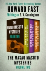 The Masao Masuto Mysteries Volume Two : The Case of the Sliding Pool, The Case of the Kidnapped Angel, and The Case of the Murdered Mackenzie - eBook