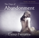 The Days of Abandonment - eAudiobook