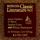 Waterlogg Classic Literature Pack - eAudiobook
