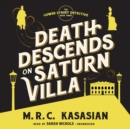 Death Descends on Saturn Villa - eAudiobook