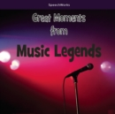 Great Moments from Music Legends - eAudiobook
