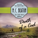 Death of a Cad - eAudiobook