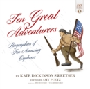 Ten Great Adventurers : Biographies of Ten Amazing Explorers - eAudiobook