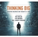 Thinking Big - eAudiobook