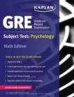 GRE Subject Test: Psychology - Book