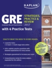 GRE 2017 Strategies, Practice & Review with 4 Practice Tests : Online + Book - eBook